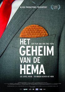 Poster van de Teledoc - Het geheim van de HEMA