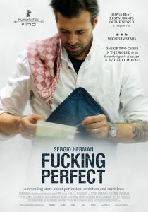 Affiche Teledoc Sergio Herman - Fucking Perfect