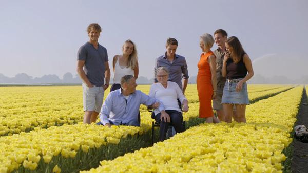 Het leven gaat niet altijd over tulpen